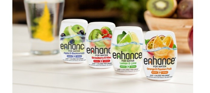 Design Spotlight: Enhance Portable Water Enhancer