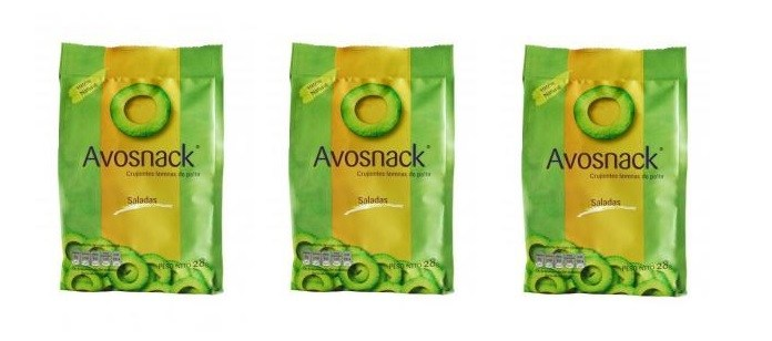 Snack Spotlight: Avosnack Salted Avocado Chips