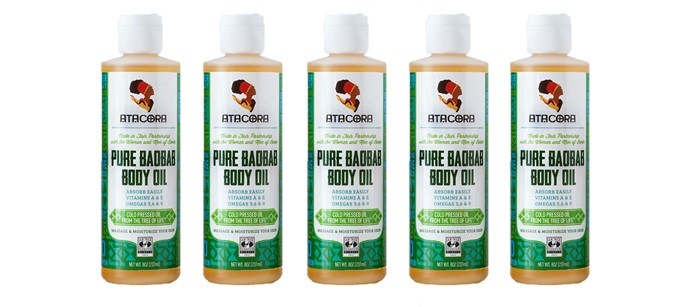 Personal Care Spotlight: Atacora Baobab Body Oil