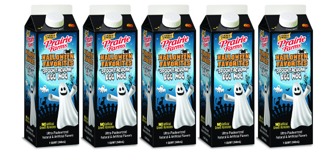 "Dairy Spotlight: Halloween Favorites, ""Spooktacular"" Egg Nog"