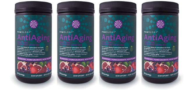 Supplement Spotlight: Pomology Anti-Aging Drink Mix