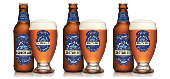 Beer Spotlight: Newcastle Scotch Ale – Collaboration Edition