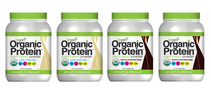 Supplement Spotlight: Orgain Organic Protein Plant Based Powder