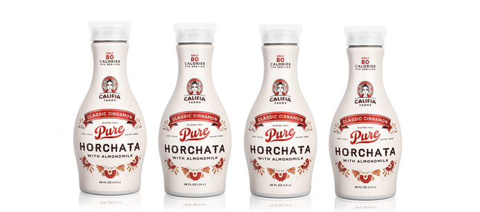 Drink Spotlight: Califia Farms Classic Cinnamon Horchata