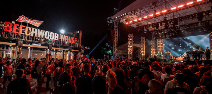 Advertising Spotlight: Budweiser Rocked the Harbor with Fireworks and Concerts on Liberty Island and Governors Island