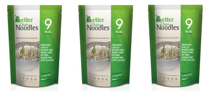 Food Spotlight: Better Than Noodles