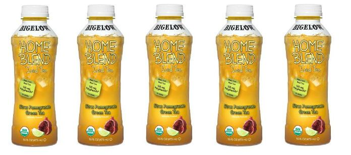 Drink Spotlight: Bigelow Citrus Pomegranate Green Tea Iced Tea