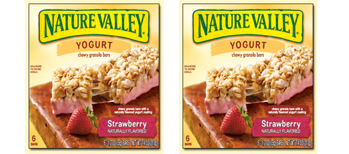 Snack Spotlight: Nature Valley Strawberry Yogurt Chewy Bars