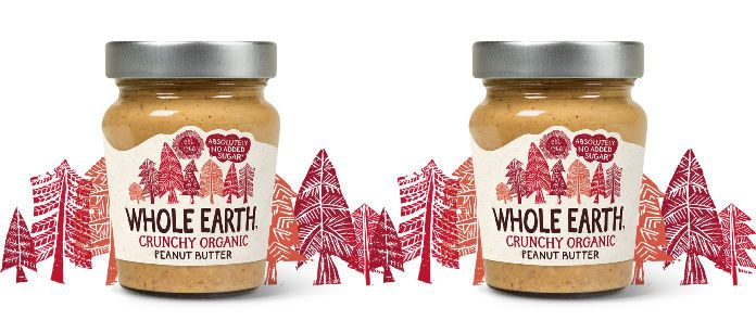 Food Spotlight: Whole Earth Organics Crunchy Peanut Butter
