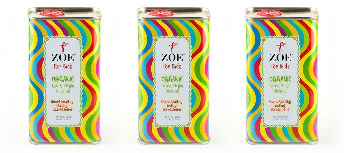 Food Spotlight: Zoe Organic Olive Oil for Kids