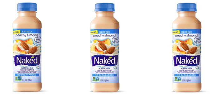 Drink Spotlight: Naked Peachy Almond Nut Milk