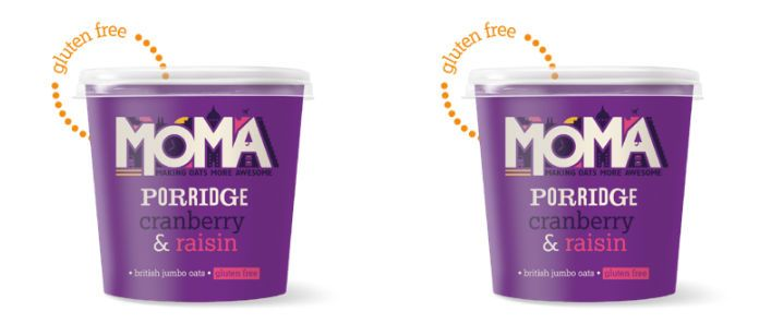 Food Spotlight: MOMA Cranberry & Raisin Porridge Pots