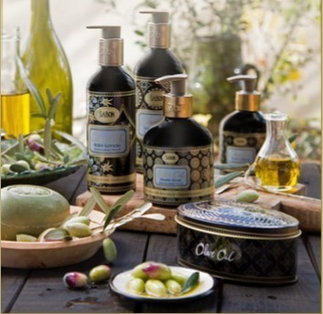 Sabon Olive Oil Collection (PRNewsFoto/Sabon)