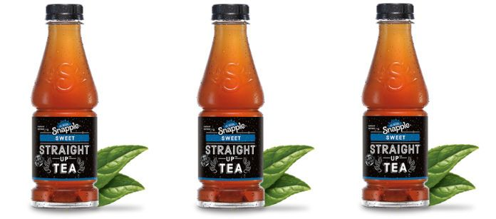 Drink Spotlight: Snapple Sweet Straight Up Tea
