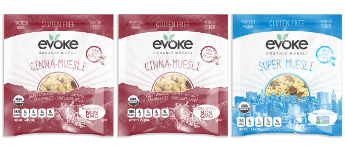 Breakfast Spotlight: Evoke's New Single-Serve Muesli