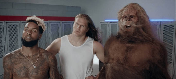 Advertising Spotlight: Jack Link's Presents Workin' Out With Sasquatch