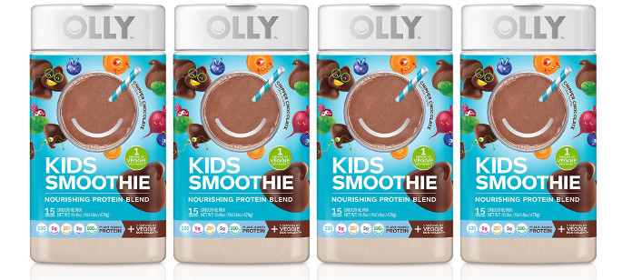 Drink Spotlight: OLLY Kids Smoothie Chipper Chocolate