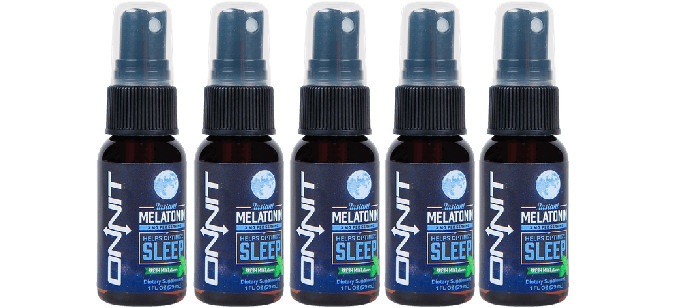 Supplement Spotlight: Onnit Instant Melatonin Spray