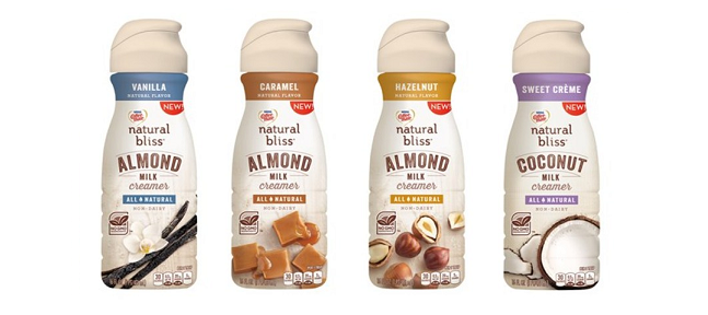 Dairy Spotlight: COFFEE-MATE® natural bliss® Announces All-New Almond Milk And Coconut Milk Creamers