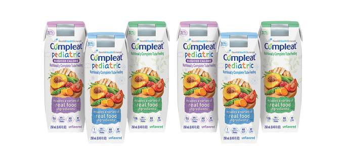 Food Spotlight: Nestlé Health Science Launches the Newest Innovation in the Compleat® Family of Tube-Feeding Formulas