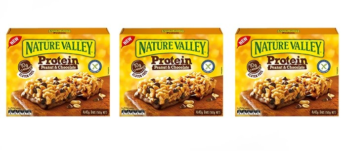 Snack Spotlight: Nature Valley Pretzel, Peanut & Chocolate XL Bar
