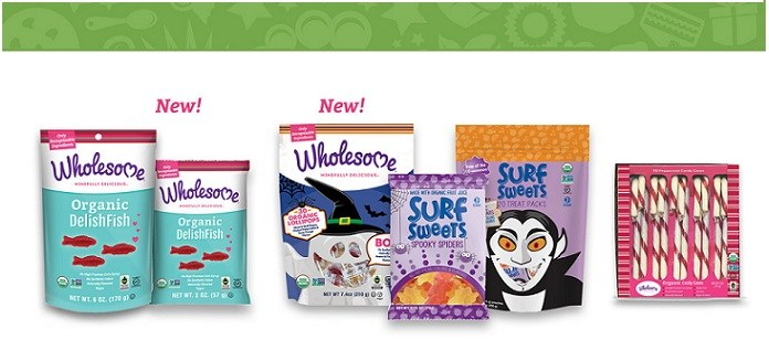Food Spotlight: Wholesome!® Sweetens Expo West with Organic Candy Innovation and Brand New Organic Stevia