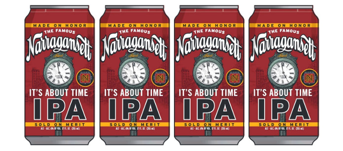 Beer Spotlight: Narragansett It's About Time IPA