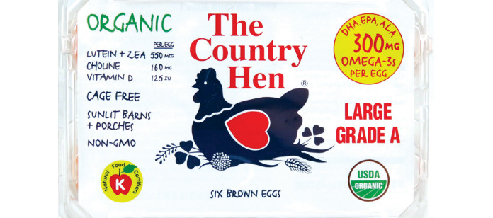 Industry News: The Country Hen Makes Plans to Update All Packaging to Better Meet Consumers' and Retailers' Needs