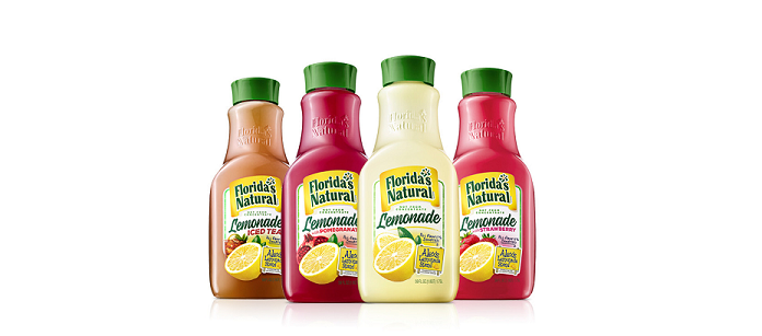 Drink Spotlight: Florida's Natural® Releases New All-Natural Lemonades Just in Time for Summer