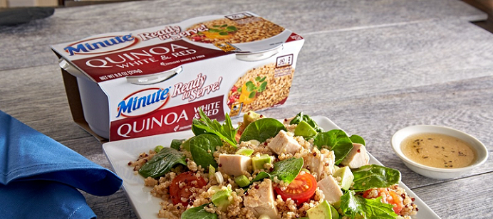 Food News: Riviana Foods Expands Minute® Ready to Serve Product Line with New Better-for-You Offerings