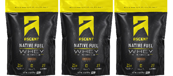 Supplement Spotlight: Ascent Native Fuel™ Whey Protein Powder