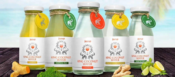 Company Spotlight: Jeeva Coconut Water & Extra Virgin Raw Coconut Oil
