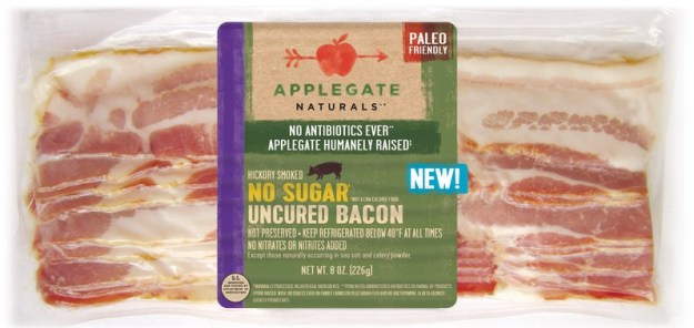 Applegate Naturals® No Sugar Bacon (PRNewsfoto/Applegate)