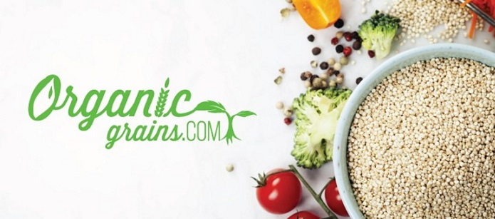 Organic Grains is the new one-stop-shop for all organic grains and organic flour. (PRNewsfoto/Organic Grains, LLC)