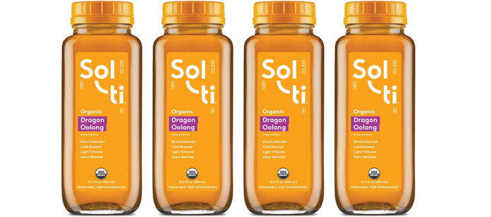 Drink Spotlight: Sol-ti Dragon Oolong Coldbrew Tea