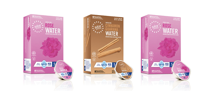 Industry News: Juice Press Partners with Lavit to Develop Infused Waters for Beverage Technology Company's Single-Serve Cold Beverage Water Coolers