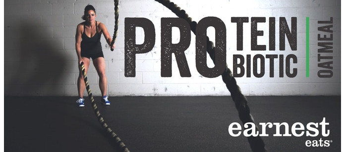 Crowdfunding Spotlight: Earnest PRO: The World's First Protein & Probiotic Oatmeal