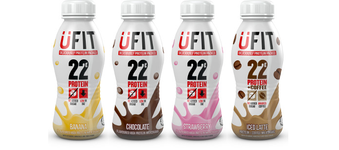 Supplement Spotlight: UFIT High Protein Health Drink Shake