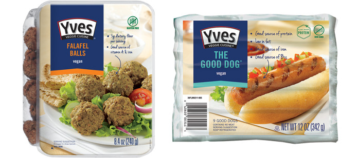 Food Spotlight: NEW Veggie-forward Sausages & Appetizers from Yves Veggie Cuisine