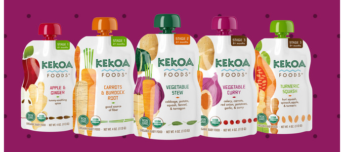 Crowdfunding Spotlight: Kekoa Foods: Herbs, Roots, & Spices in Baby Food