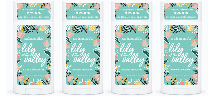 Personal Care Spotlight: Schmidt's Naturals Lily of the Valley Deodorant Stick