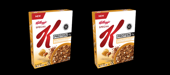 Food Spotlight: New Special K® Protein Honey Almond Ancient Grains Cereal Packs A Punch With Double-Digit Protein