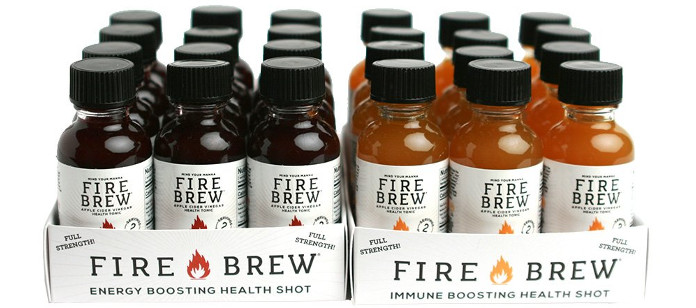 Drink Spotlight: Mind Your Manna Fire Brew 1 oz. Pocket Shots