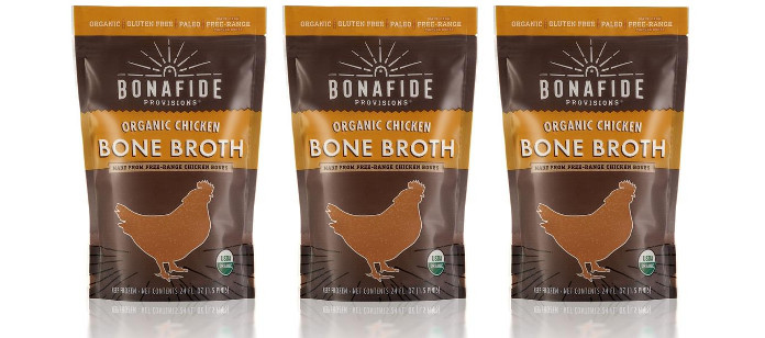 Food Spotlight: Bonafide Provisions Organic Chicken Bone Broth
