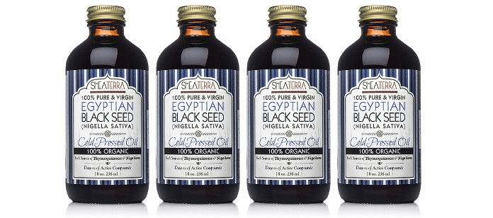 Supplement Spotlight: Shea Terra Egyptian Black Seed Oil
