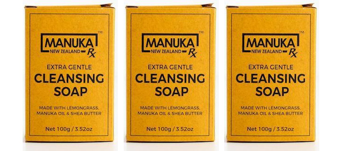 Skin Care Spotlight: ManukaRx Extra Gentle Cleansing Soap