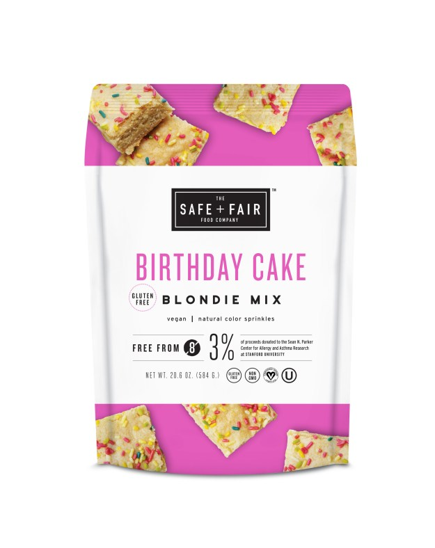 BirthdayCakeBlondieMix