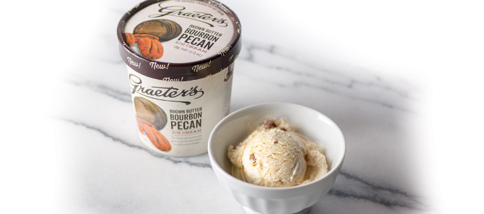 Industry News: Graeter's Ice Cream Launches Uniquely Delicious and Bold Flavor Just in Time for Derby 2019: Brown Butter Bourbon Pecan