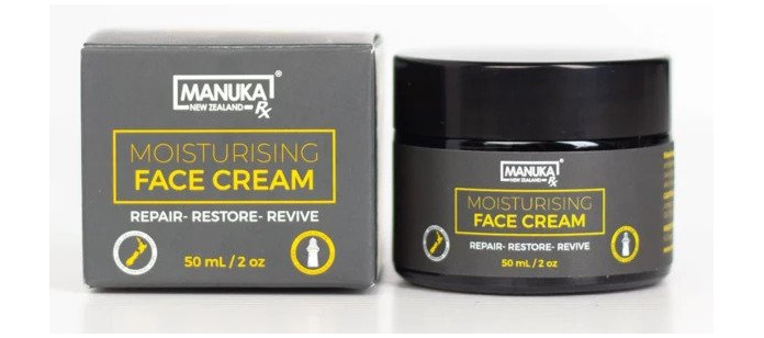 Skin Care Spotlight: Manuka Moisturising Face Cream