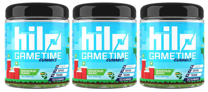 Supplement Spotlight: Hilo Nutrition Gametime Gummies for Gaming Energy & Focus — Mountain Magic